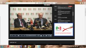 Grasso conferenza stampa 28 dicembre 2012