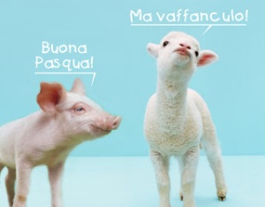 Buona Pasqua alternativa