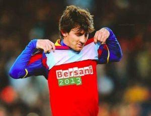 Messi per Bersani