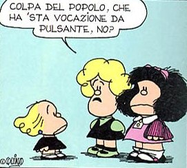 elezioni Mafalda