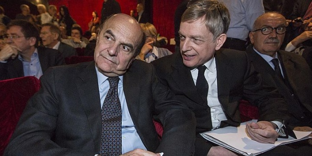 bersani e cuperlo convention pd