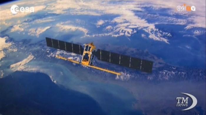 satellite-Sentinel-1A-pronto-al-lancio
