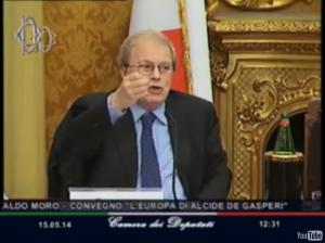 Pier Luigi Castagnetti, Presidente della Giunta per le autorizzazioni a procedere della Camera dei Deputati