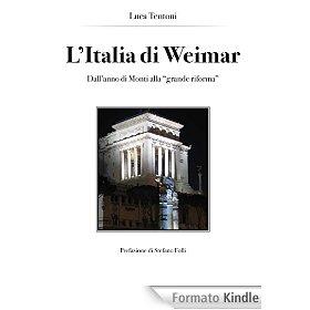 l'Italia di Weimar