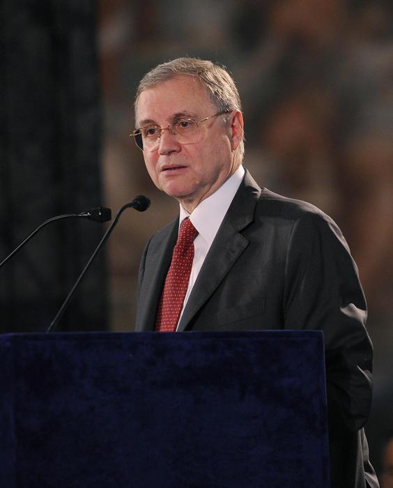 Il governatore della Banca d'Italia, Ignazio Visco, in una recente immagine d'archivio. ANSA/GIORGIO ONORATI