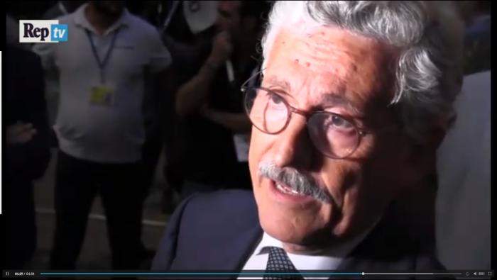 D'Alema video Repubblica