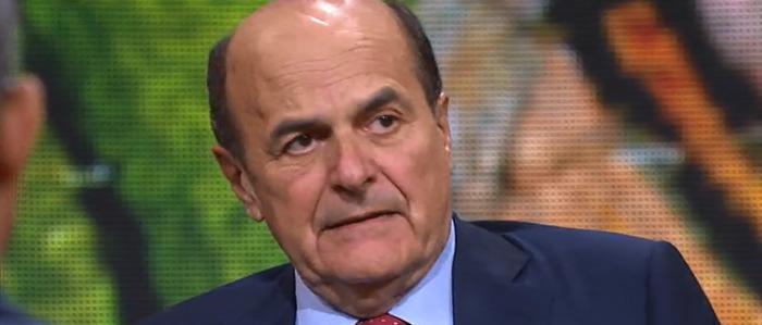 Bersani: un moderatorabbioso